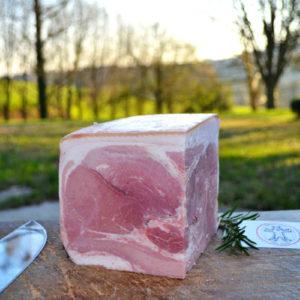 Agrisalumeria del Bosco - prosciutto cotto spalla mezzo - prosciutti Piemonte